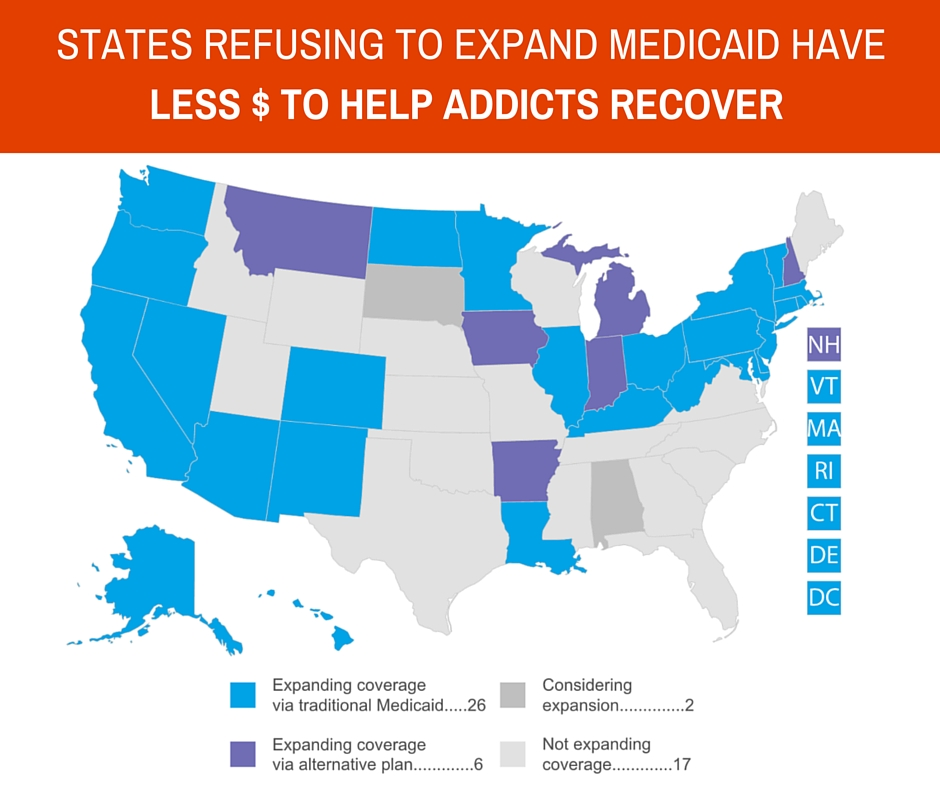 ASP031: 19 States Who Don't Care about the Addiction Epidemic