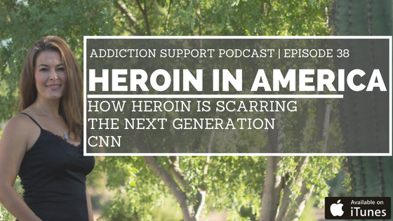 ASP038: Heroin in America. In America's drug death capital: How heroin is scarring the next generation | CNN
