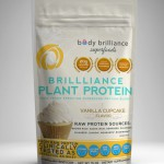 Brilliance Protein Van Cupcake   Nutrition
