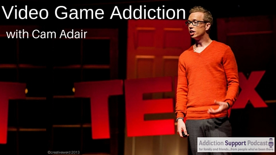 ASP029: Video Game Addiction with Cam Adair