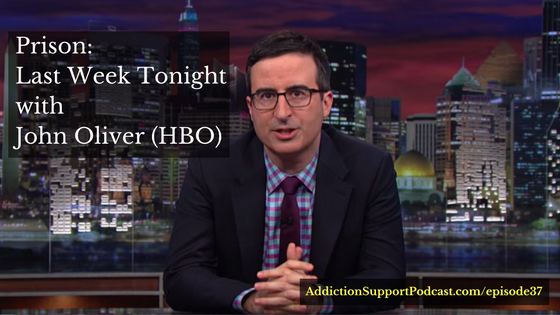 ASP037: American Prison System | Prison: Last Week Tonight with John Oliver (HBO)