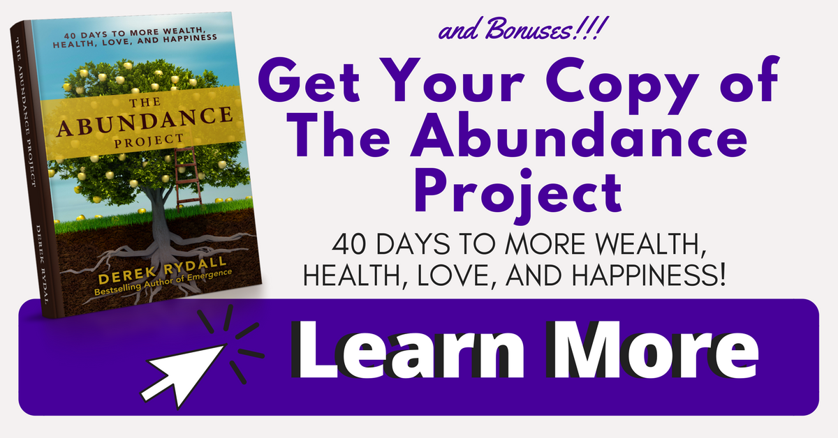 40 DAYS TO MORE WEALTH, HEALTH, LOVE, AND HAPPINESS!