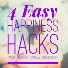 happiness hacks